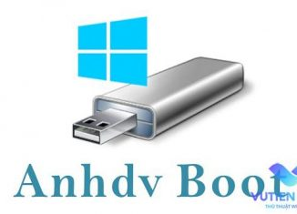 usb boot anhdv 2019