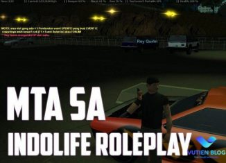 game GTA San Andreas Roleplay