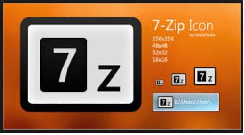 Phan mem nen va giai nen 7 Zip