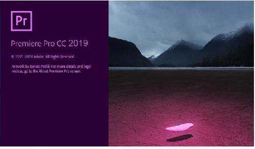 Phan mem làm video Adobe Premiere Pro CC 2019