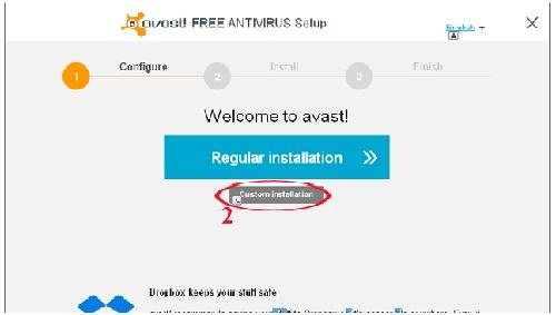 Phan mem quet virus Avast Free Antivirus 2019