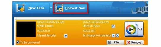 Phan mem chuyen doi dinh dang video Total Video Converter 3.71