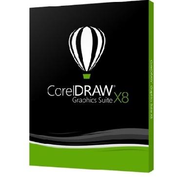 Phan mem thiet ke do hoa CorelDRAW X8
