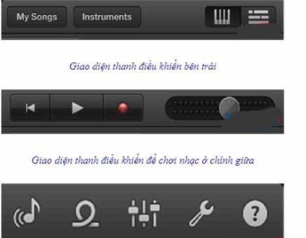 Tao ban ghi am GarageBand for Mac