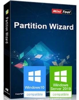Phan mem phan vung o cung MiniTool Partition Wizard 11.5