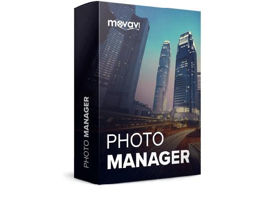 Phan mem quan ly hinh anh Movavi Photo Manager 1.3