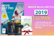 phan mem lam phim Magix Movie Edit Pro