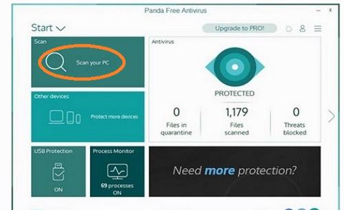 Huong dan cai dat phan mem Panda Cloud Antivirus Free moi nhat