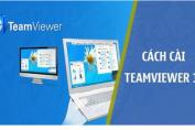 Huong dan su dung phan mem TeamViewer 14