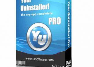Phan mem go bo ung dung cai dat tren may tinh Your Uninstaller Pro 7.5