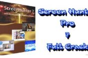 Chup anh man hinh desktop bang ScreenHunter Pro 7.0