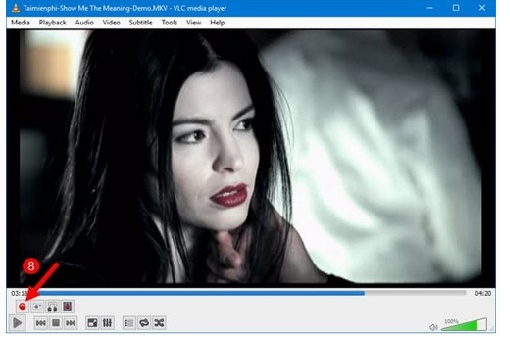 Huong dan cat video bang VLC Media Player