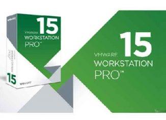 phan mem tao may ao VMware Workstation 15.01