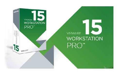 phan mem tao may ao VMware Workstation 15.01
