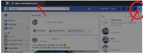 khong cho nguoi la tim kiem tren facebook