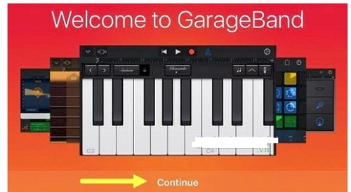 Tao nhac chuong iphone bang GarageBand