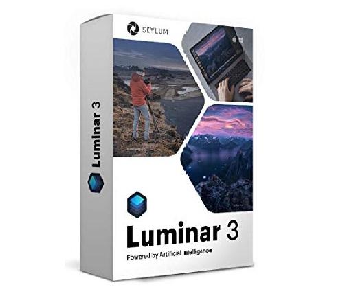 Phan mem chinh sua anh Luminar 3.1