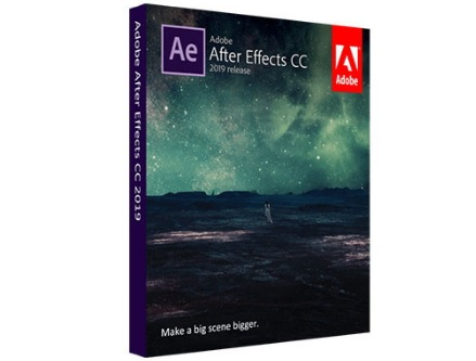 Phan mem do hoa 3D Adobe After Effects CC 2019