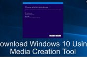 Phan mem ho tro tai Win 10 Media Creation Tool