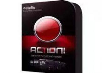 Phan mem quay man hinh choi game Mirillis Action 3.9.60