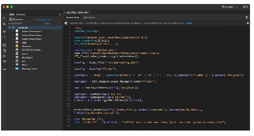 Phan mem thiet ke webiste Adobe Dreamweaver CC 2019