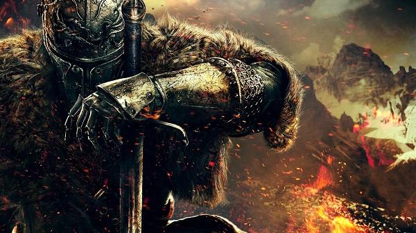 dark souls ii, dark souls, warrior, knight, from software, namco bandai games wallpaper, background