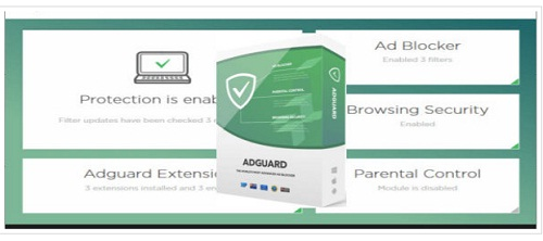phan mem chan quang cao Adguard Premium 7.0