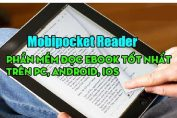 phan mem doc sach dien tu Mobipocket Reader,.