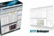 Cong cu phan tich du lieu internet HTTP Debugger Pro 9.6