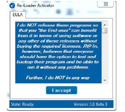 Phan mem kich hoat ban quyen windows va Office Re-Loader Activator 3.0
