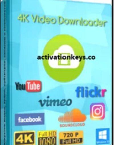 Phan mem tai video tu Youtube 4K Video Downloader 4.9