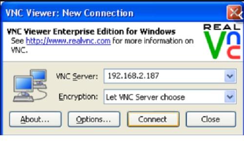 phan mem dieu khien may tinh tu xa VNC Connect Enterprise 6.3