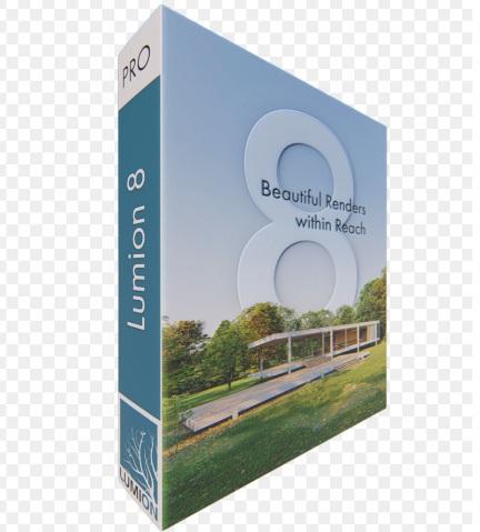 phan mem thiet ke mo hinh 3D Lumion Pro 8.5