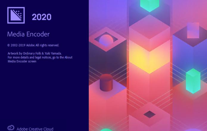 Adobe Media Encoder 2020 v14.0.0.556