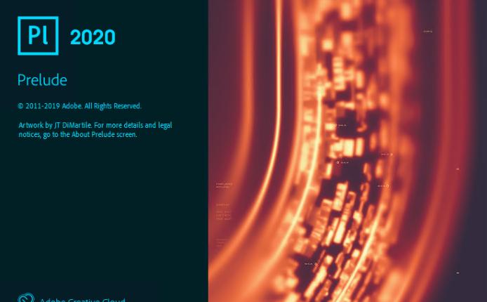 Adobe Prelude 2020 v9.0.0.415