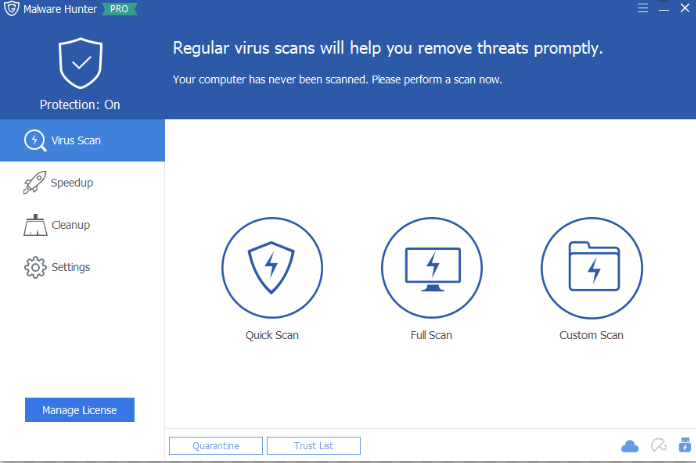 Glary Malware Hunter Pro v1.90Glary Malware Hunter Pro v1.90