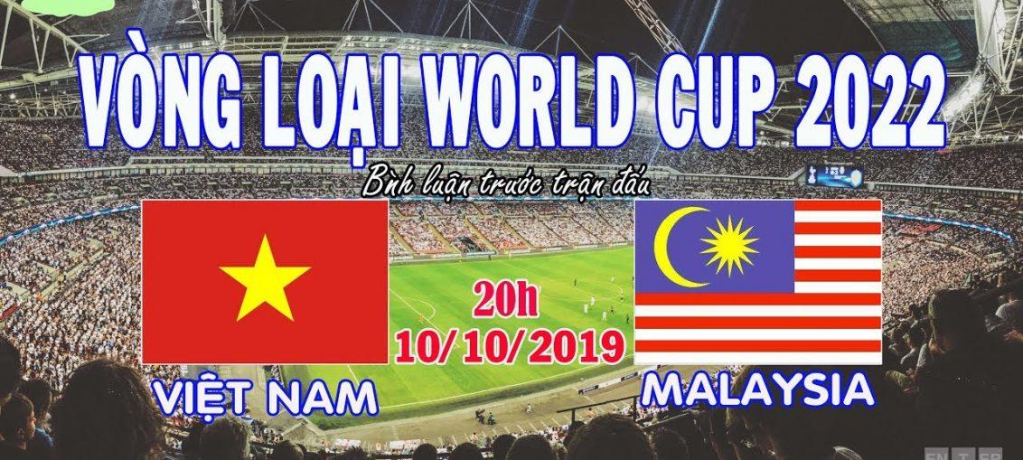 World Cup 2022 viet nam vs malaysia