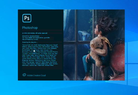 Hướng dẫn cài đặt Photoshop CC 2020