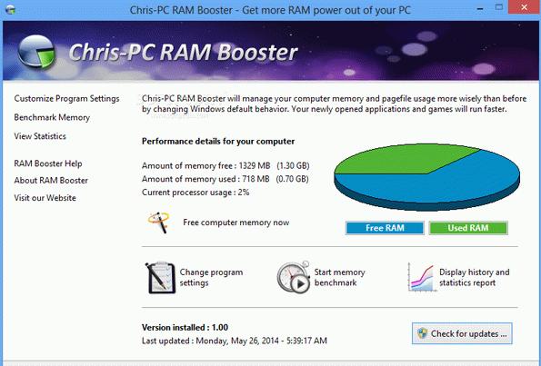 Chris-PC RAM Booster 5