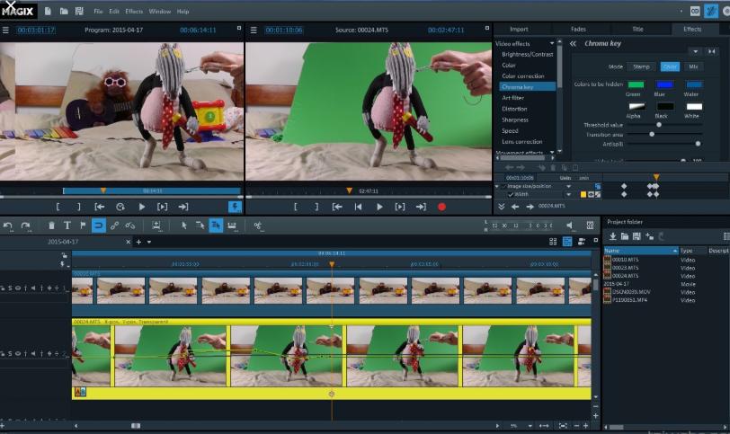 MAGIX Video Pro X10 v17