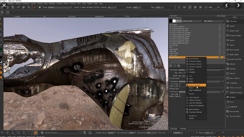 download The Foundry Mari v4.5