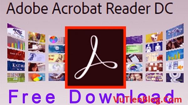 Adobe Acrobat Reader DC 2020