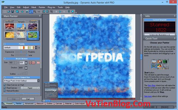 Dynamic Auto Painter Pro 6.12