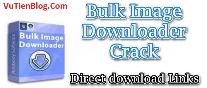 Bulk Image Downloader 5.62