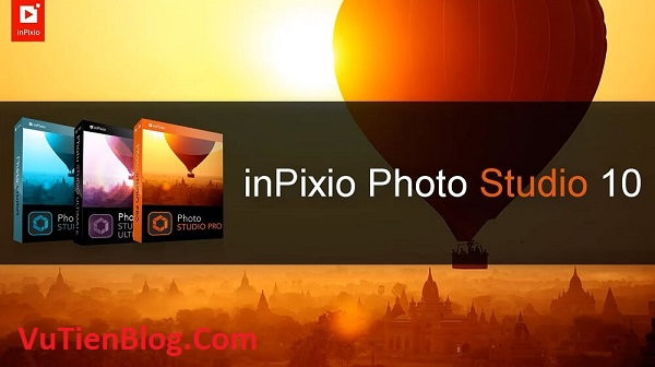 InPixio Photo Studio Pro 10