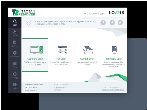 Loaris Trojan Remover 3.1