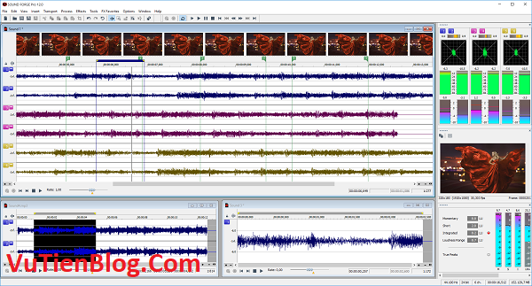 MAGIX SOUND FORGE Pro 14