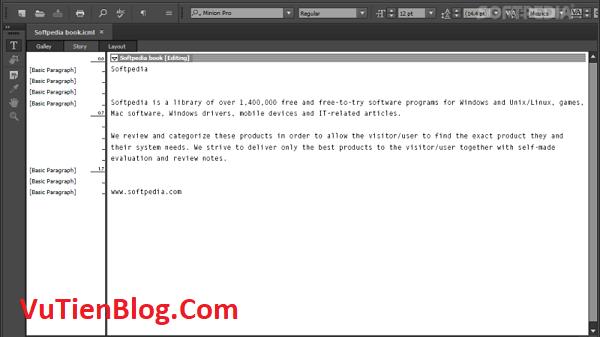 setup Adobe InCopy 2020