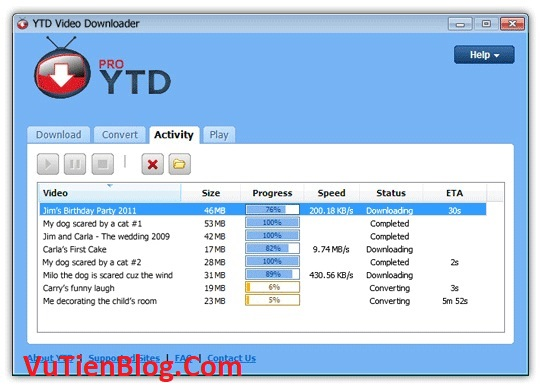 setup YTD Video Downloader Pro 5.9