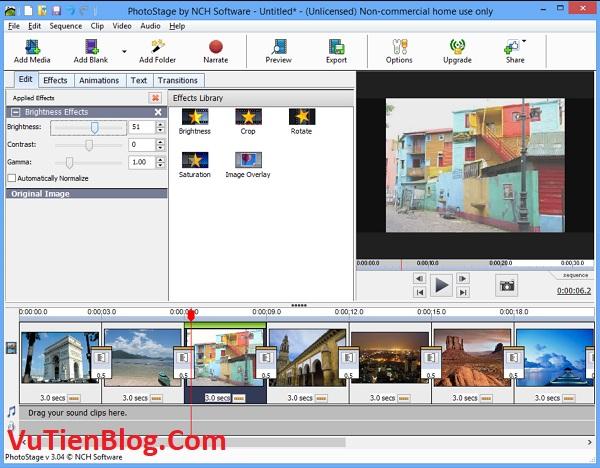 PhotoStage Slideshow Producer Professional 7.16